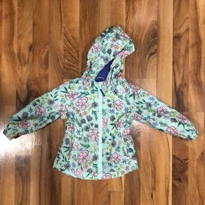 2t Girls Cat and Jack fall coat